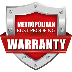 Metropolitan Rust Proofing offer a free lifetime warranty for new and use vehicle